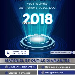 Romanet Diamant - Bonne Année 2018